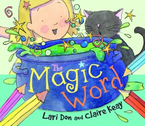 The Magic Word cover