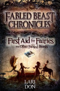 fabled beast chronicles First Aid