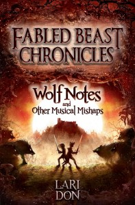 fabled beast chronicles Wolf Notes