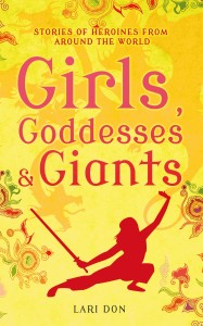 Girls Goddesses Giants