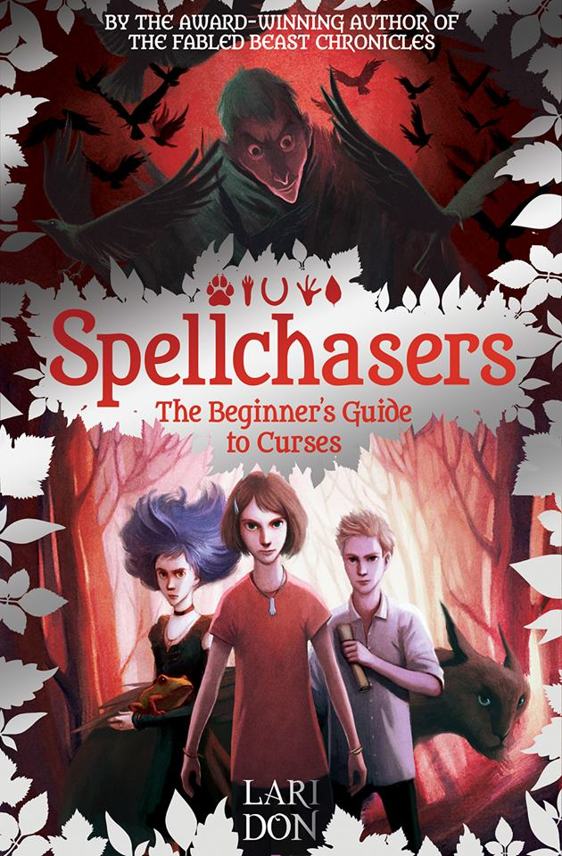 Spellchasers #1